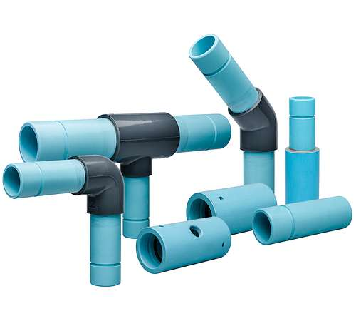 Aquamine™ System Fittings