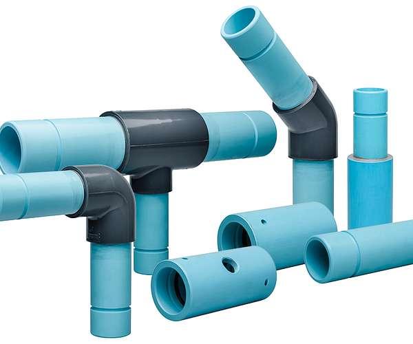Aquamine™ 系统管件