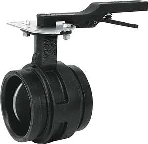 Series 761SC Shouldered Butterfly Valve