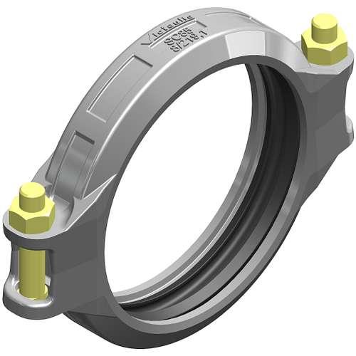 Acople flexible Estilo SC85 para tuberías de acero con reborde