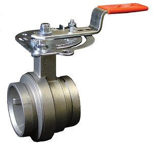 Series 861 Vic-300 MasterSeal™ Stainless Steel Butterfly Valve for Potable Water Applications