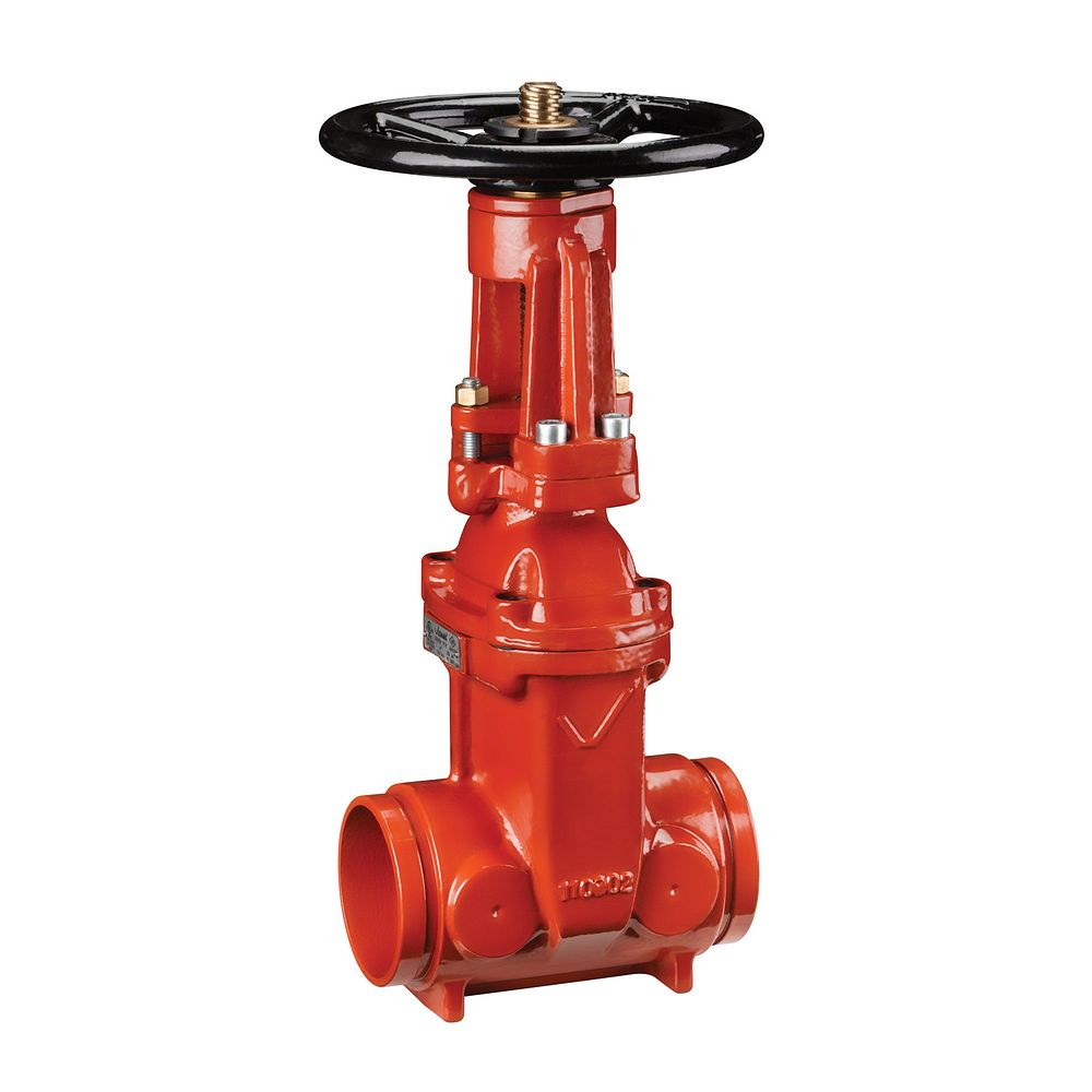 Series 371 Open Stem & Yoke (O&Y) Gate Valve