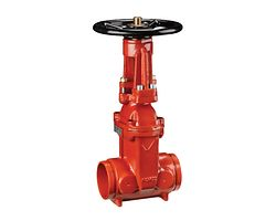 Series W371 Open Stem & Yoke (O&Y) Gate Valve