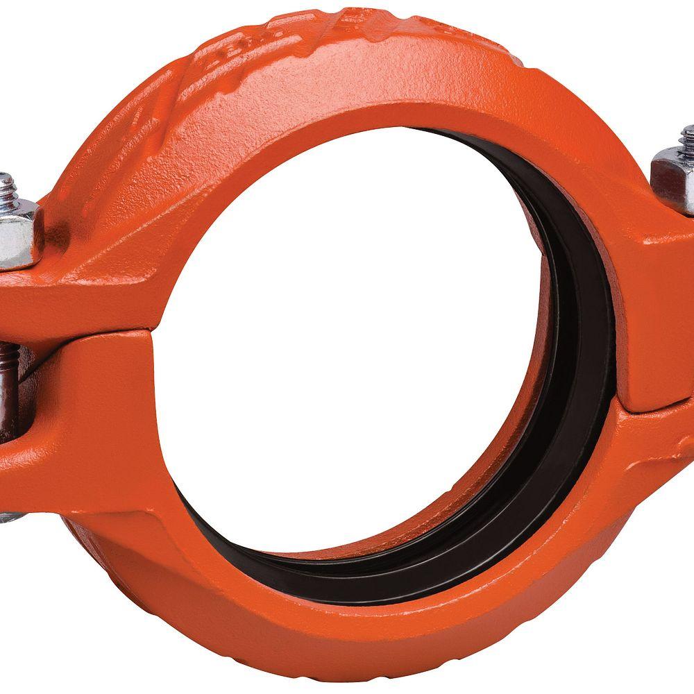Starre Zero-Flex™ Kupplung Typ 07
