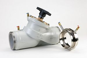 Series 7890 Oventrop Double Regulating and Commissioning Valve