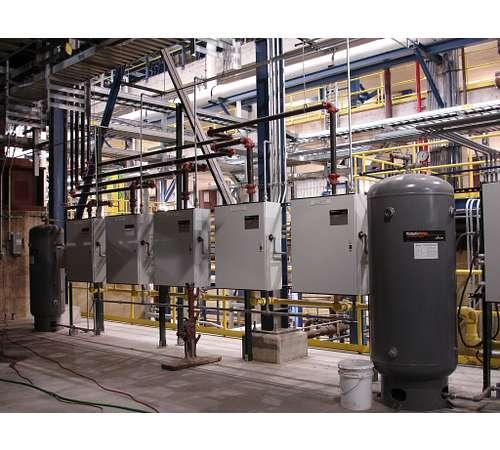 Sistema de supresión de incendios Victaulic Vortex™ 1000