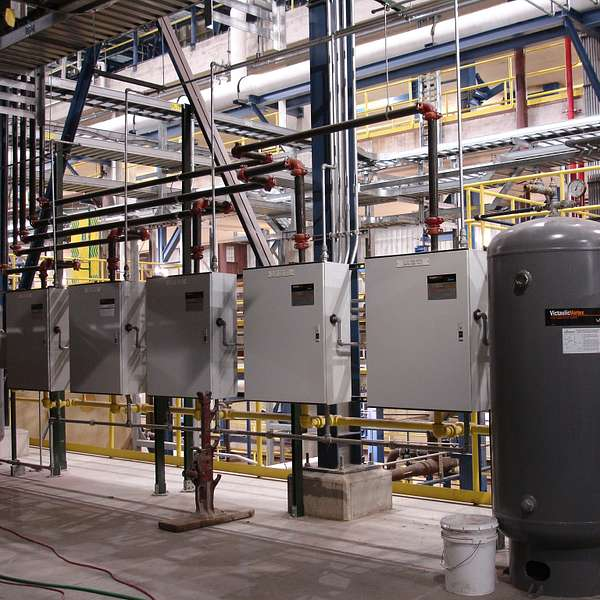 Victaulic Vortex™ 1000 Hybrid Fire Extinguishing System