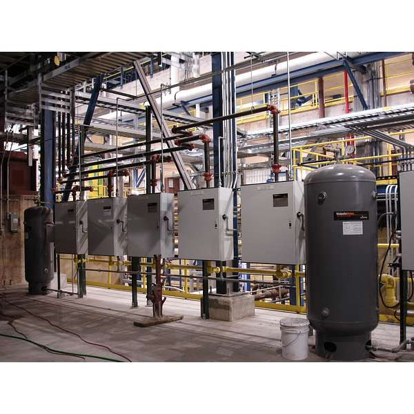 Victaulic Vortex™ 1000 Fire Suppression System