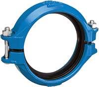 Installation-Ready™ Übergangskupplung für PVC-C/PVC-Rohre in Trinkwasseranwendungen Typ 856