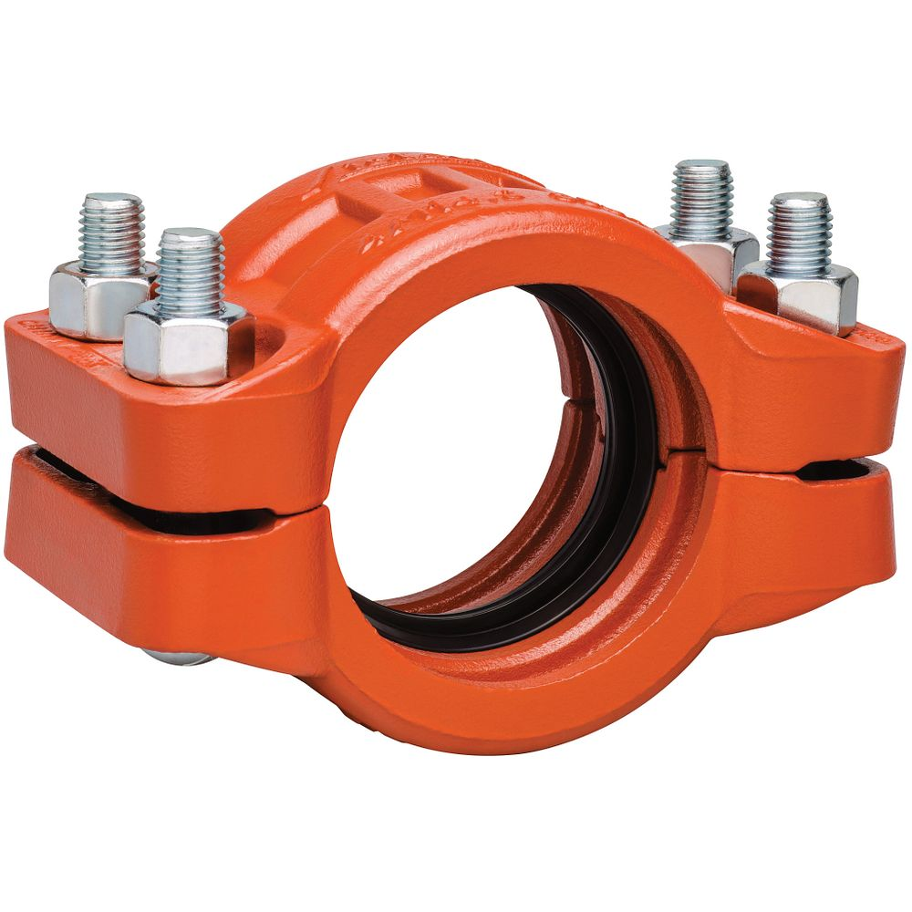 Style 809N High-Pressure Coupling for Ring Systems