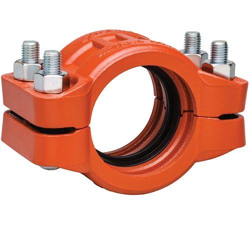 Hochdruckkupplung für Vic-Ring Systeme Typ 809