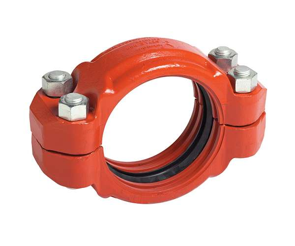 Victaulic Style 808 High Pressure Coupling - Flexible Pipe