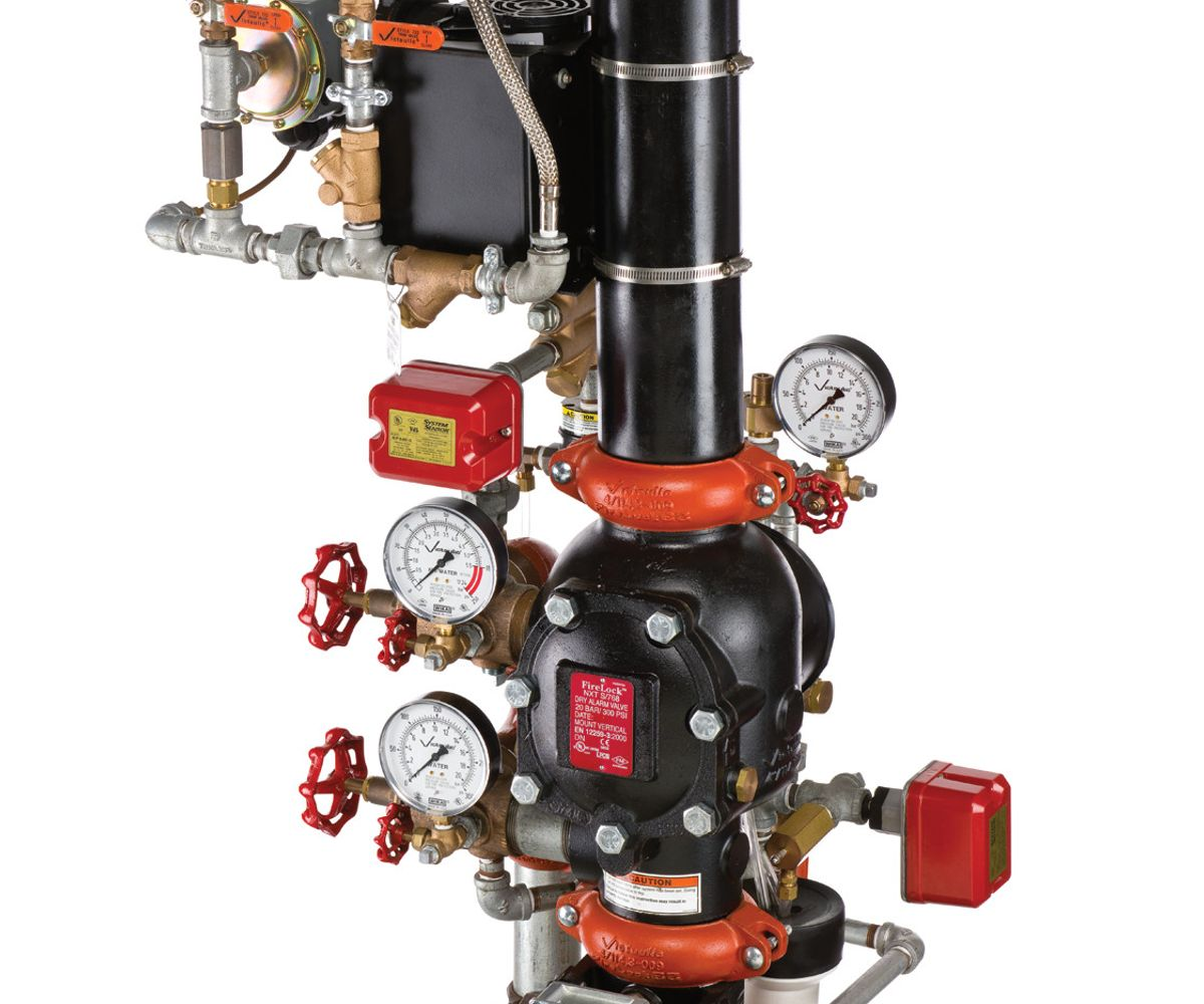 Series 7C7 FireLock™ Compressor Package