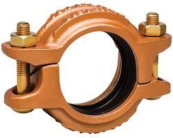用于铜管的606型刚性接头
