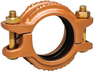 Style 606 Rigid Coupling for Copper