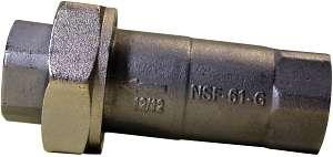 Serie 76X ICSS Bleifreies Strangregulierventil
