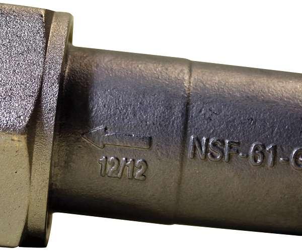 Válvula de balanceo ICSS con bajo contenido de plomo Serie 76X