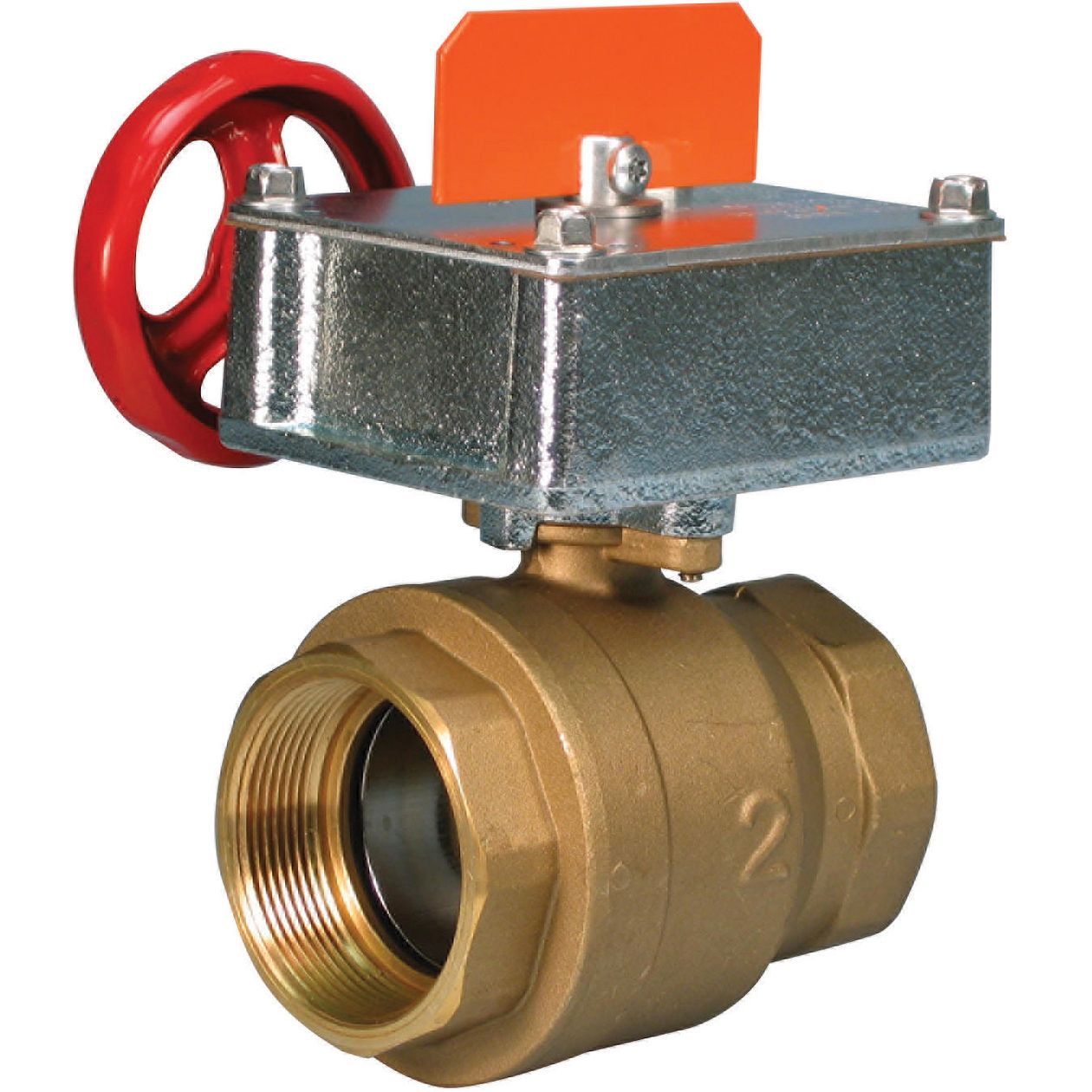 Series 728 FireLock™ Ball Valve