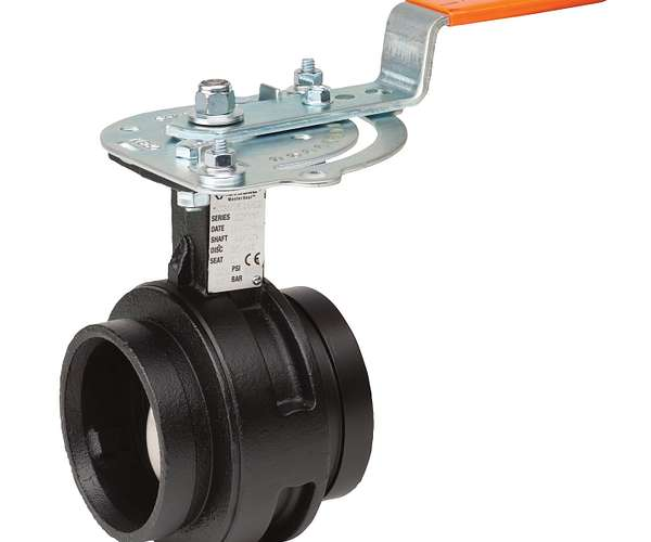 Series 761 Vic™-300 MasterSeal™ Butterfly Valve