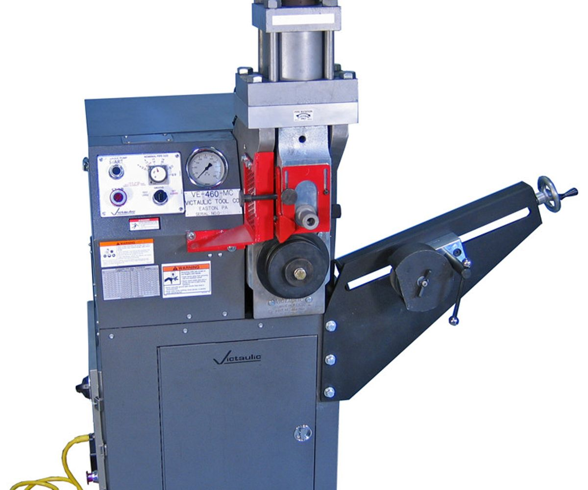 VE460 Roll Grooving Tool
