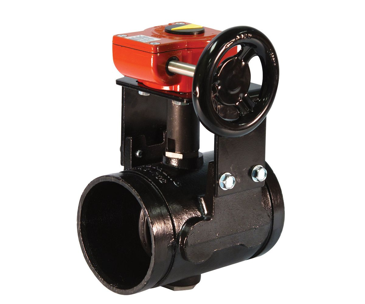 Series 7A2 Butterfly Valve