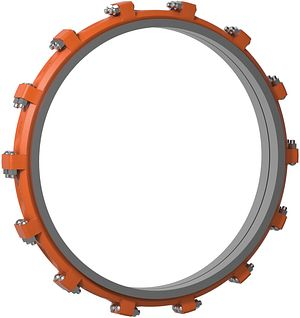 Collier rainuré traditionnel Vic-Ring Style41