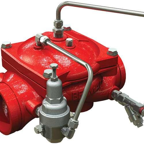 Válvula reductora de presión Serie 867-400