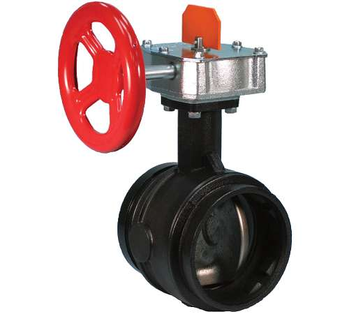 Series 705 FireLock™ Butterfly Valve – Supervised Open