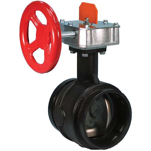 Series 707C FireLock™ Butterfly Valve – Supervised Closed
