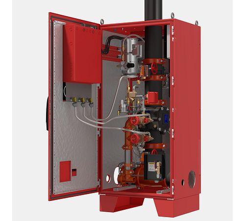 FireLock™ Fire-Pac Serie 745