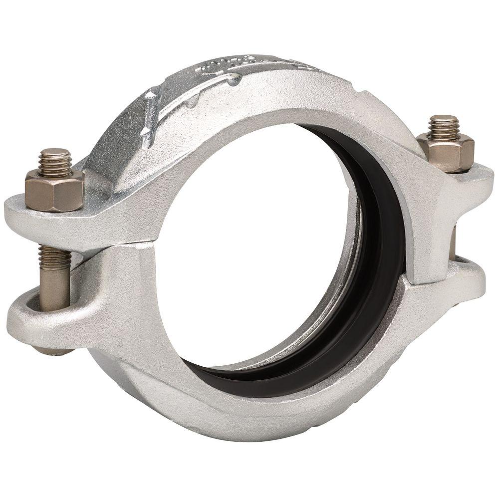Style L07 Cast Carbon Steel Rigid Coupling