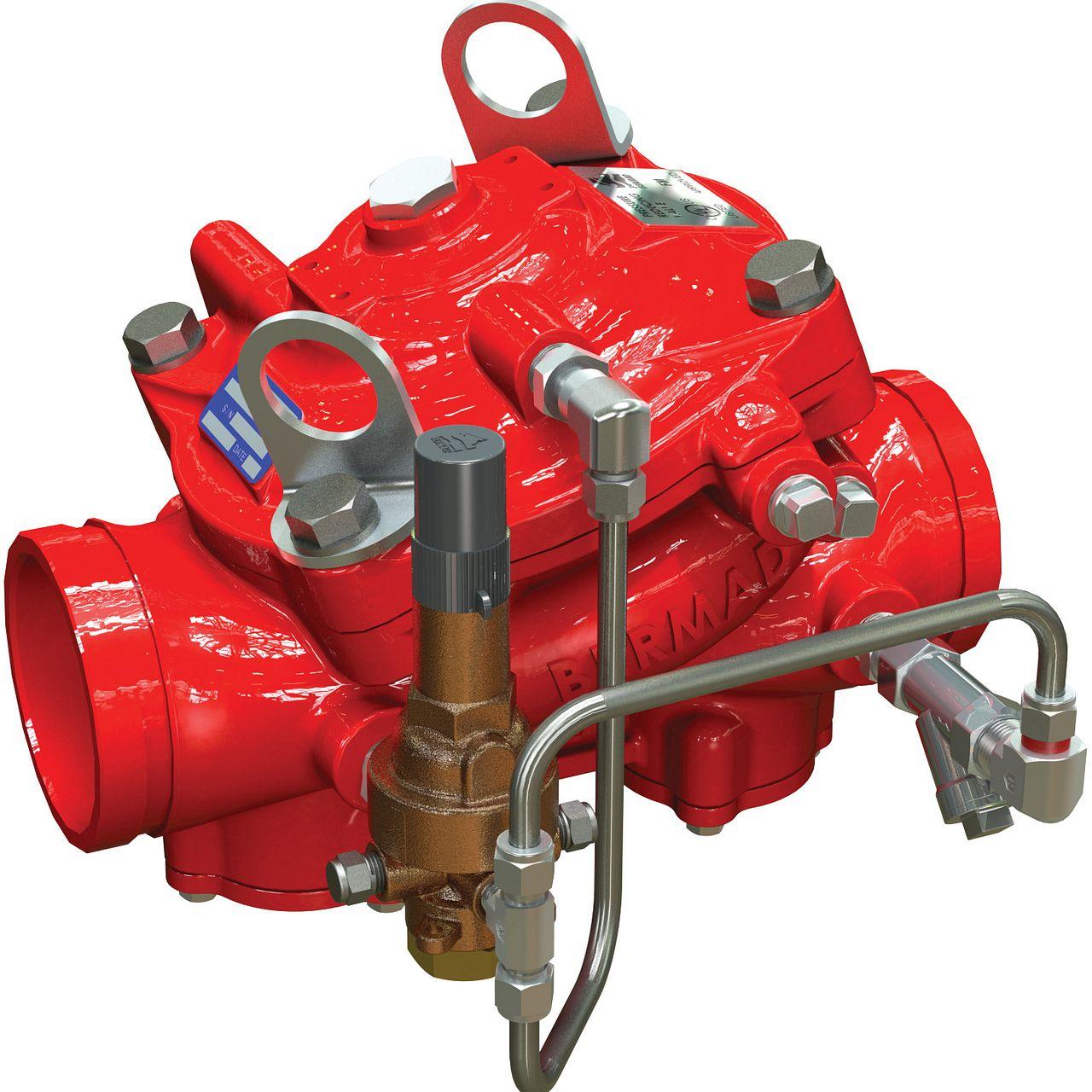 Series 867-42T Pressure Reducing Valve