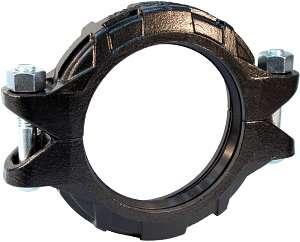 Typ XL77 Flexible Kupplung zum Anschliessen von XL-Formteilen an Rohre
