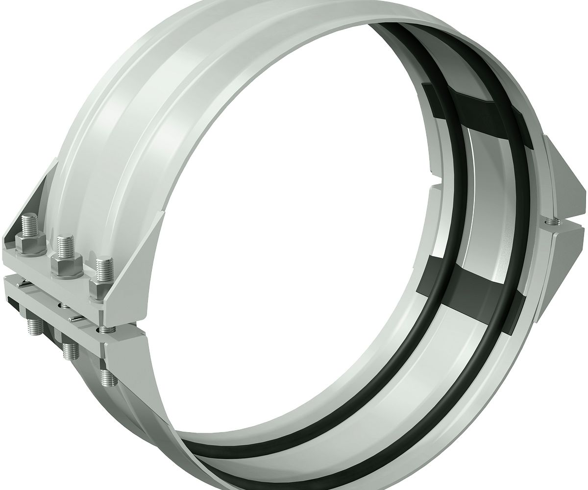 Style 233 Restrained Flexible Coupling for Dynamic Joint Deflection