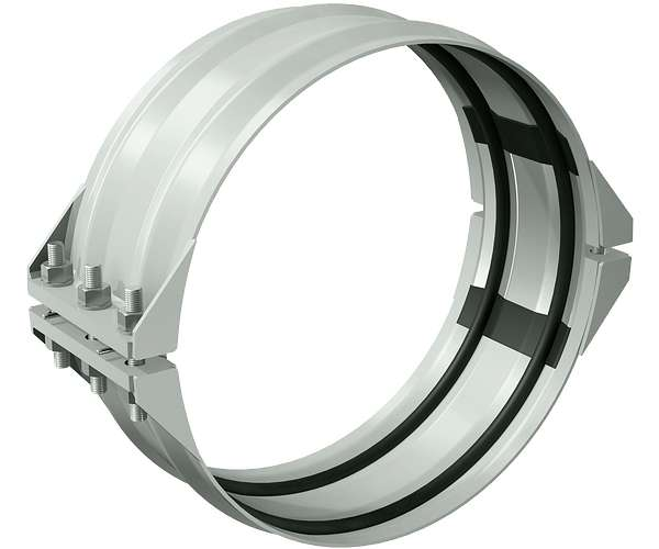 Style 230S Non-Restrained Flexible Coupling for Stainless Steel