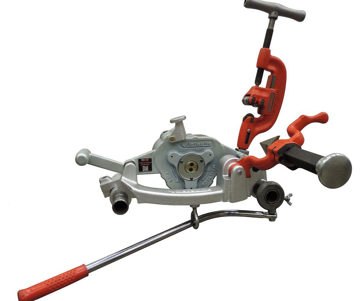 RG2100 Roll Grooving Tool