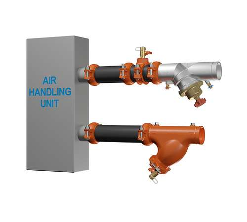 KOIL-KIT™ Coil Packages for Air Handling Units