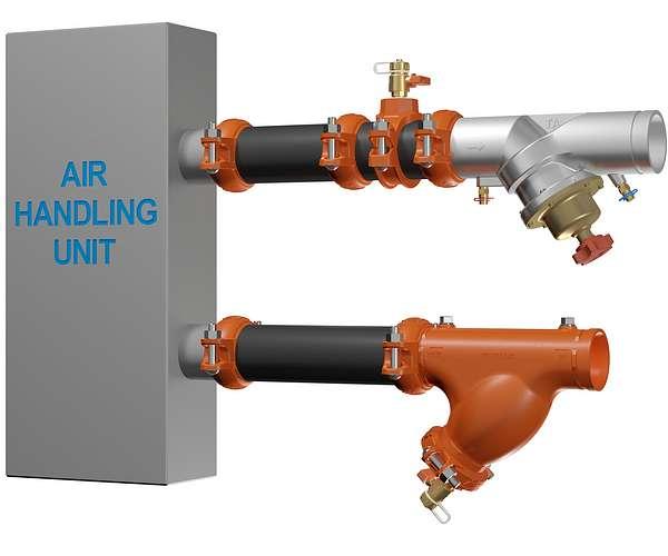 Paquetes de serpentín KOIL-KIT™ para unidades manejadoras de aire