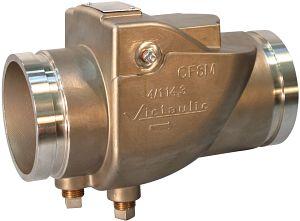 Válvula de retención de acero inoxidable para aplicaciones de agua potable serie 816