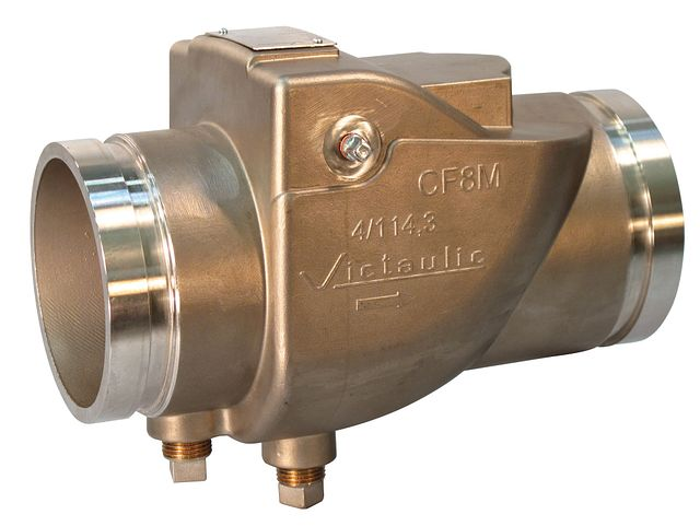 Series 816 Stainless Steel Check Valve for Potable Water Applications