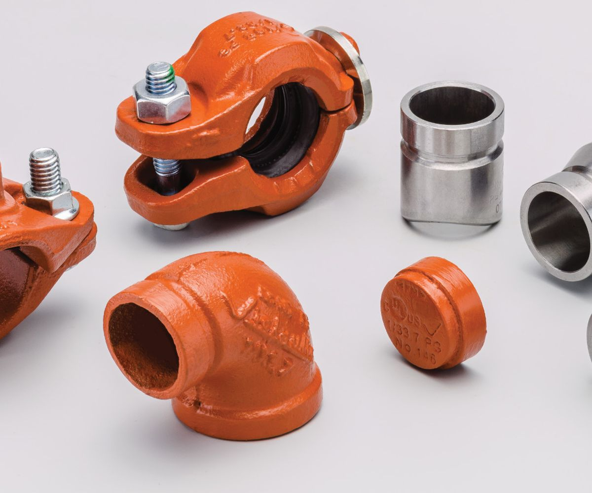 FireLock™ IGS Installation-Ready™ Fittings Line