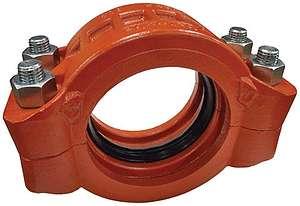 Hochdruckkupplung des Typs 809 für Vic-Ring Systeme