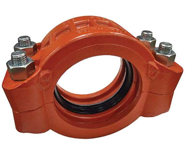 Style 809 High Pressure Coupling for Ring Systems