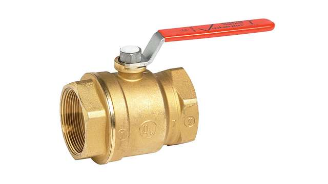 Series 722 Brass Body Ball Valve