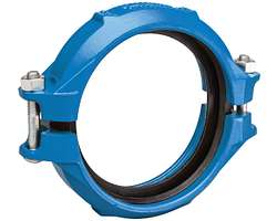 Style 857 Installation-Ready Rigid Coupling For CPVC/PVC Pipe In Potable Water Applications