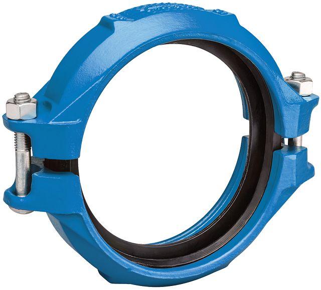 适用于饮用水应用中的CPVC PVC管的样式安装就绪刚性联轴器