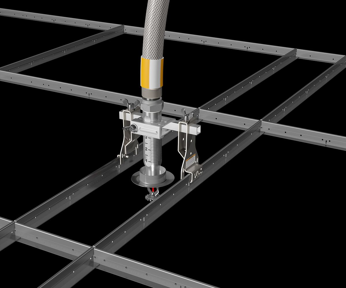 VicFlex™ Style AB10 Bracket – Armstrong® Tech Zone™