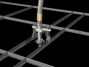 Soporte VicFlex™ Estilo AB10– Armstrong® Tech Zone™