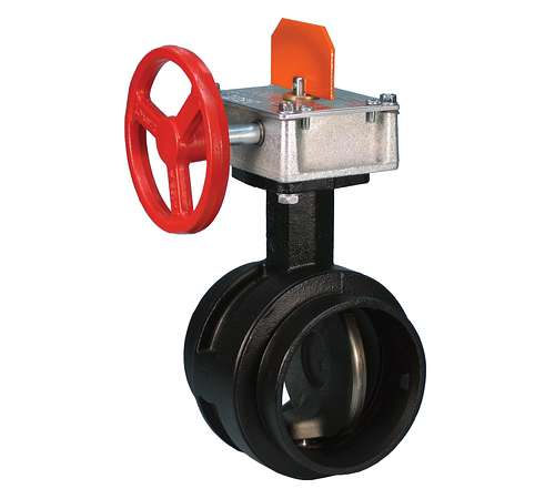 Series 765 FireLock™ High Pressure Butterfly Valve – Supervised Open