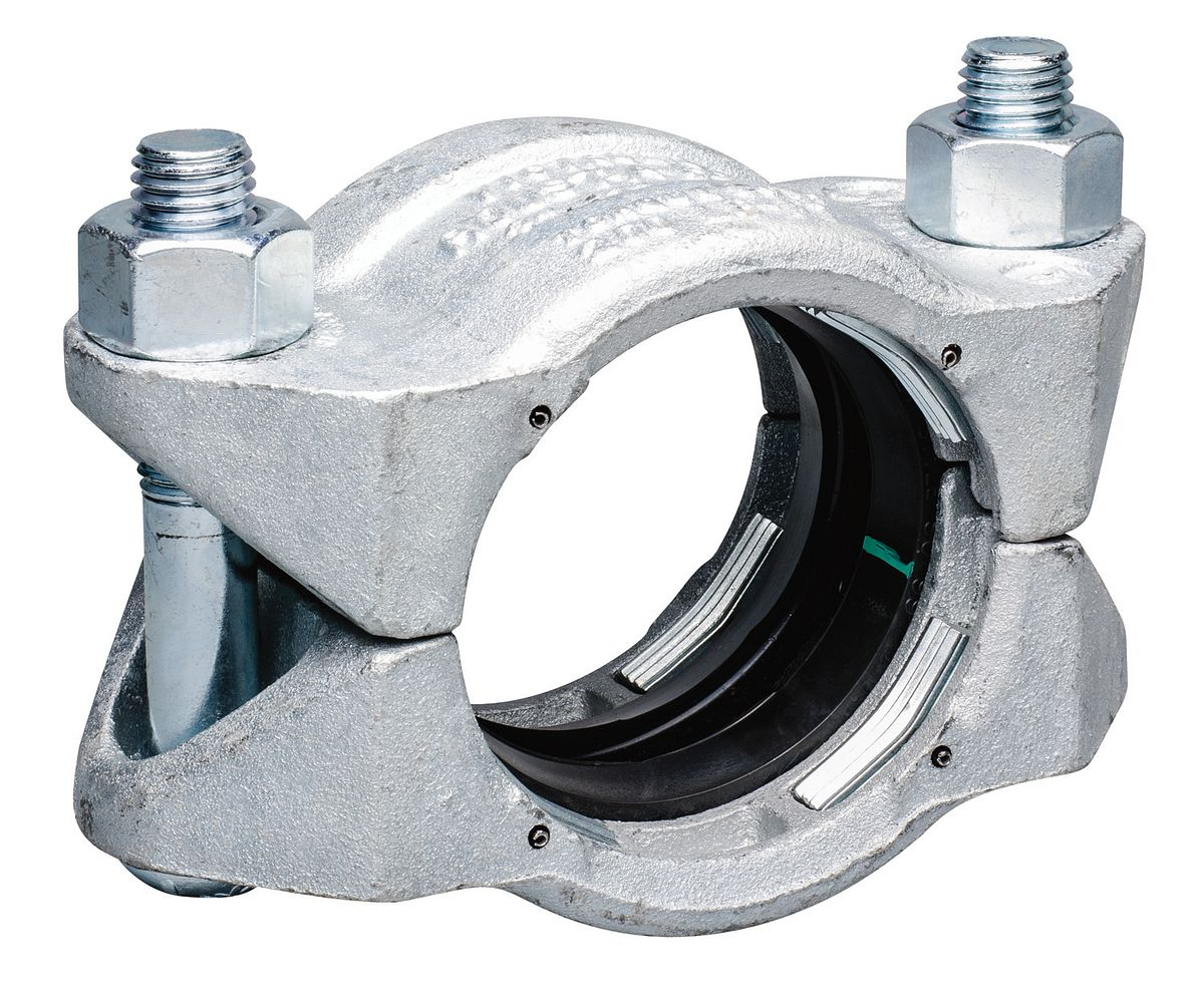 Style 99 Plain End Roust-A-Bout Coupling